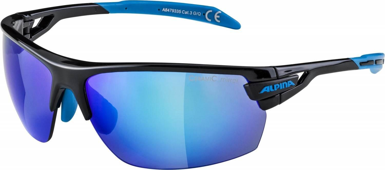 alpina-tri-scray-sportbrille-farbe-335-black-cyan-scheibe-ceramic-mirror-blue-mirror-clear-oran