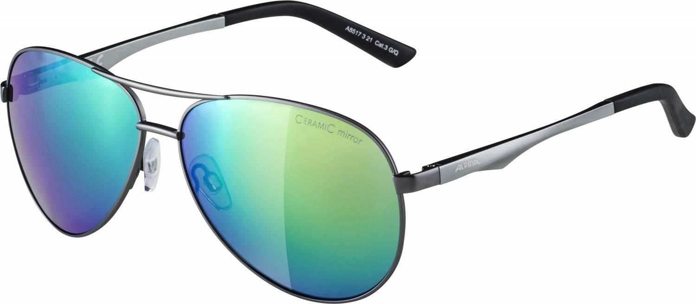 alpina-a-107-sonnenbrille-farbe-321-gun-matt-ceramic-scheibe-green-mirror-s3-