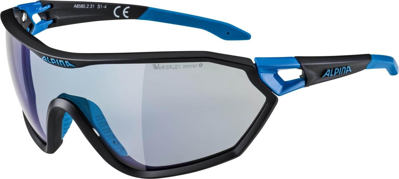 alpina-s-way-vlm-sportbrille-farbe-231-black-matt-cyan-varioflex-mirror-scheibe-blue-mirror-