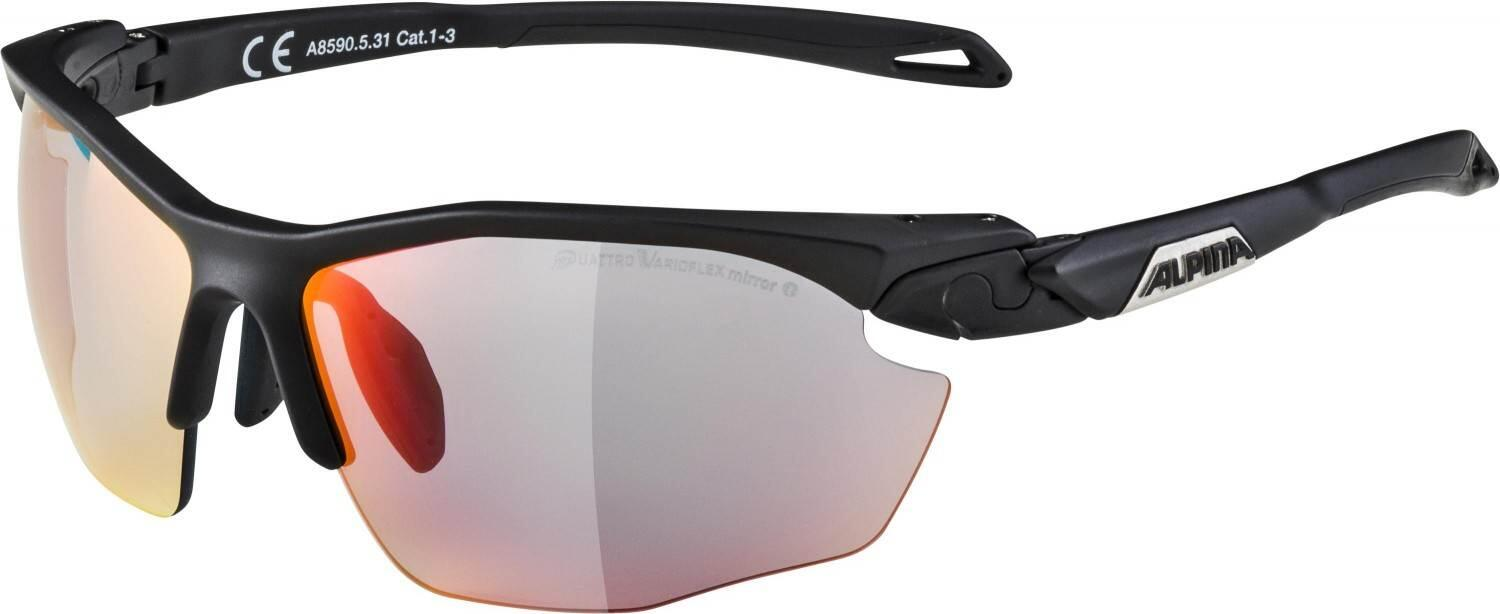 Alpina Twist Five HR QVM+ Sportbrille