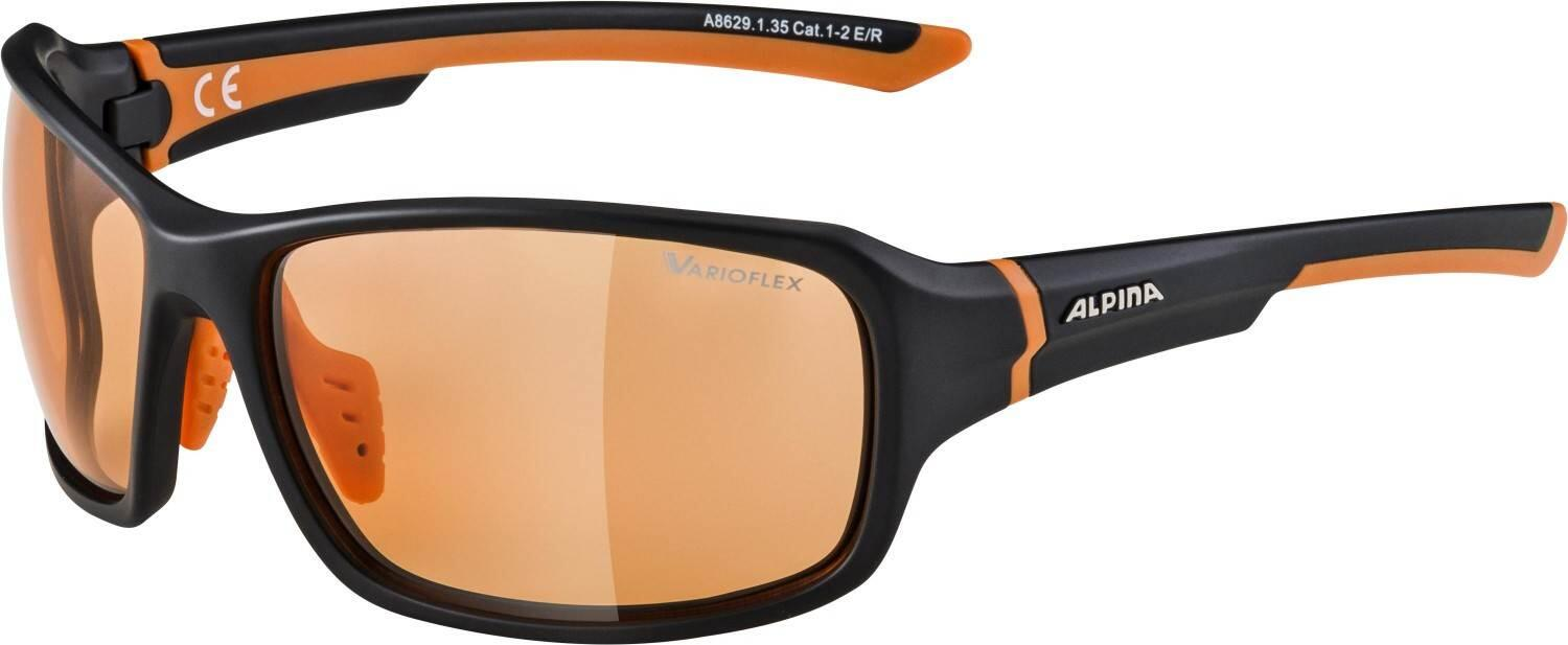 alpina-lyron-vl-sportbrille-farbe-135-black-matt-orange-scheibe-varioflex-orange-s1-2-