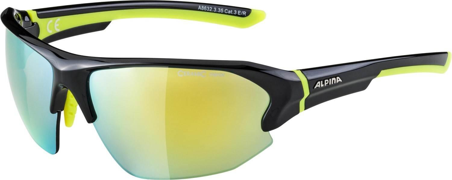 alpina-lyron-hr-sportbrille-farbe-335-black-neon-yellow-scheibe-ceramic-mirror-yellow-mirror-s