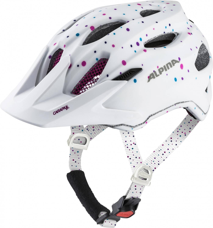 alpina-carapax-jr-fahrradhelm-gr-ouml-szlig-e-51-56-cm-11-white-polka-dots-