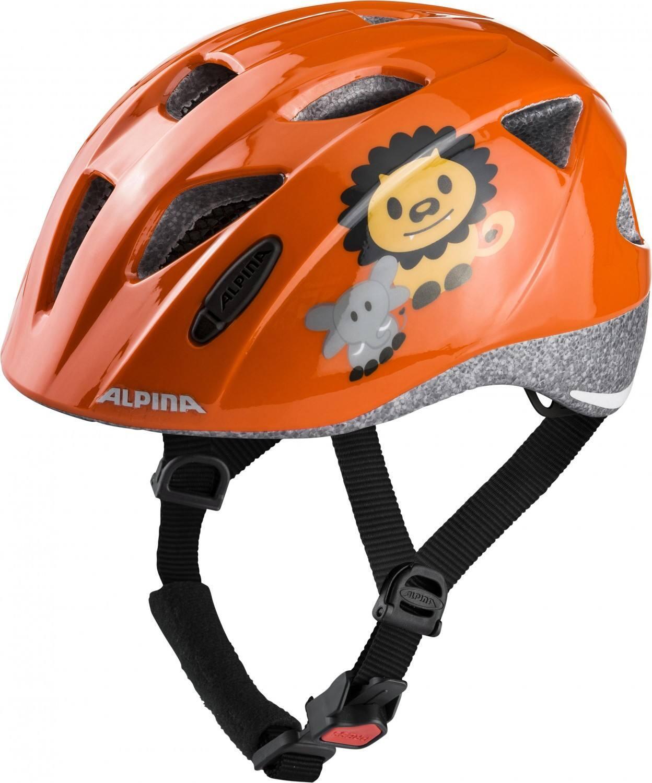 Fürfahrräder - Alpina Ximo Kinderfahrradhelm (Größe 45 49 cm, 40 lion) - Onlineshop