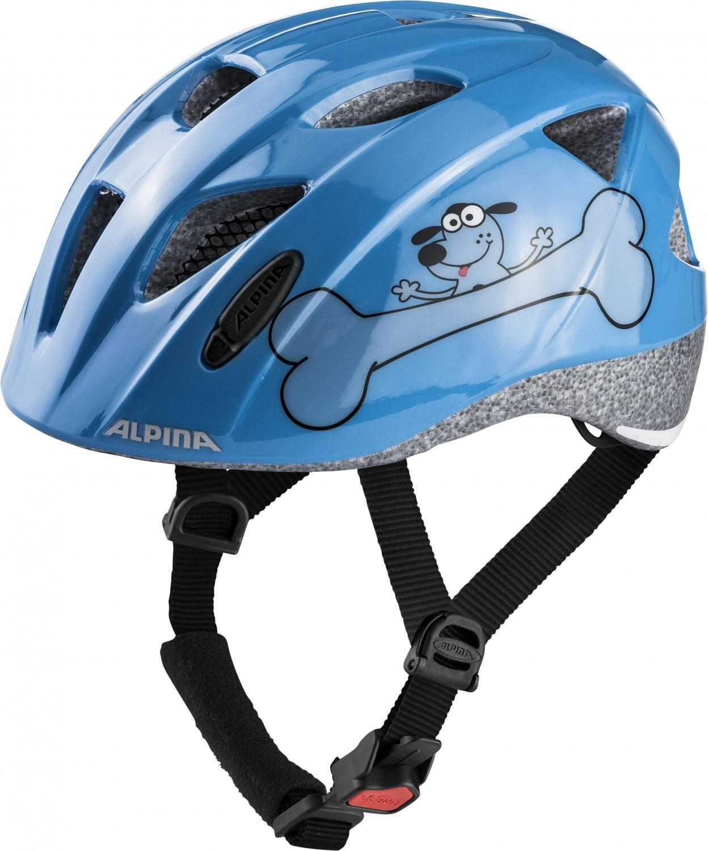 Fürfahrräder - Alpina Ximo Kinderfahrradhelm (Größe 47 51 cm, 84 dog) - Onlineshop
