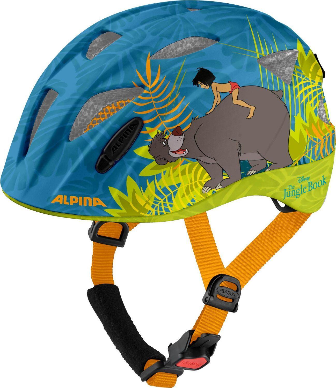 Fürfahrräder - Alpina Ximo Kinder Fahrradhelm (Größe 49 54 cm, 70 Jungle Book gloss) - Onlineshop