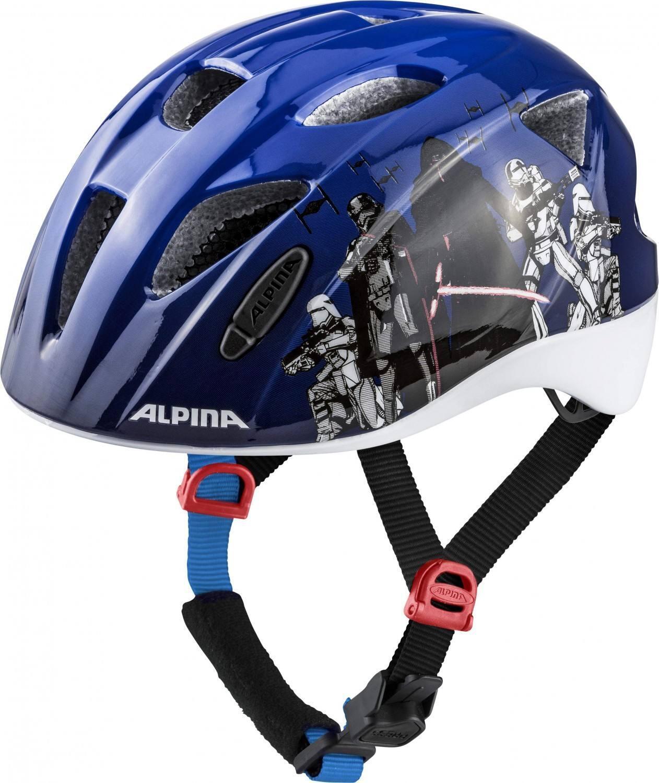 Fürfahrräder - Alpina Ximo Kinder Fahrradhelm (Größe 45 49 cm, 81 Star Wars) - Onlineshop