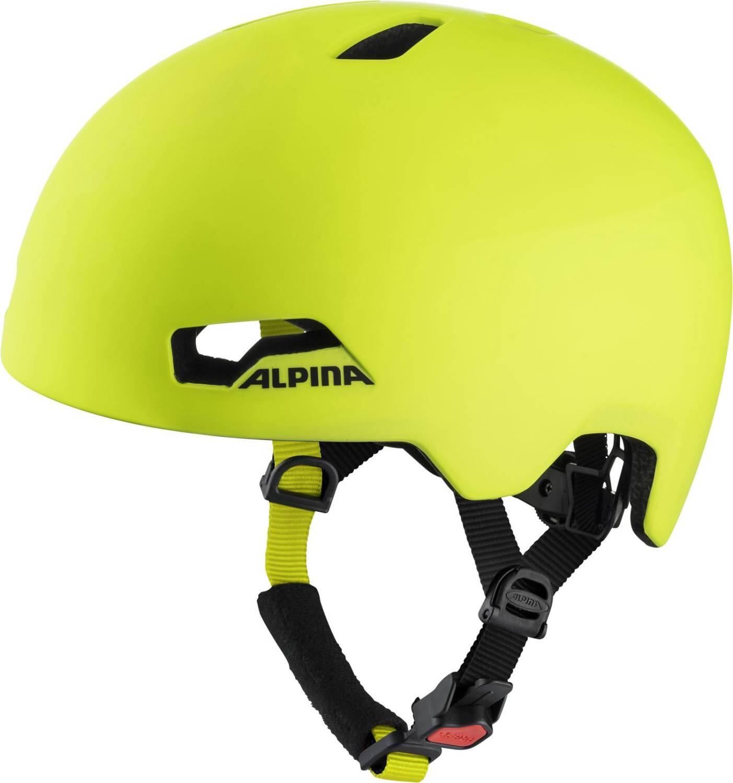 Fürfahrräder - Alpina Hackney Fahrradhelm (Größe 51 56 cm, 40 be visible) - Onlineshop