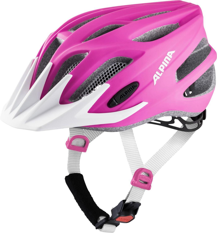 Fürfahrräder - Alpina Firebird Junior 2.0 L.E. Radhelm (Größe 50 55 cm, 61 pink matt) - Onlineshop