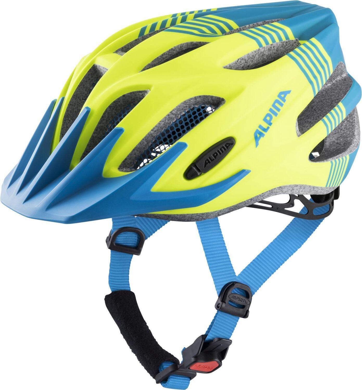 Fürfahrräder - Alpina Firebird Junior 2.0 L.E. Radhelm (Größe 50 55 cm, 82 neon blue matt) - Onlineshop