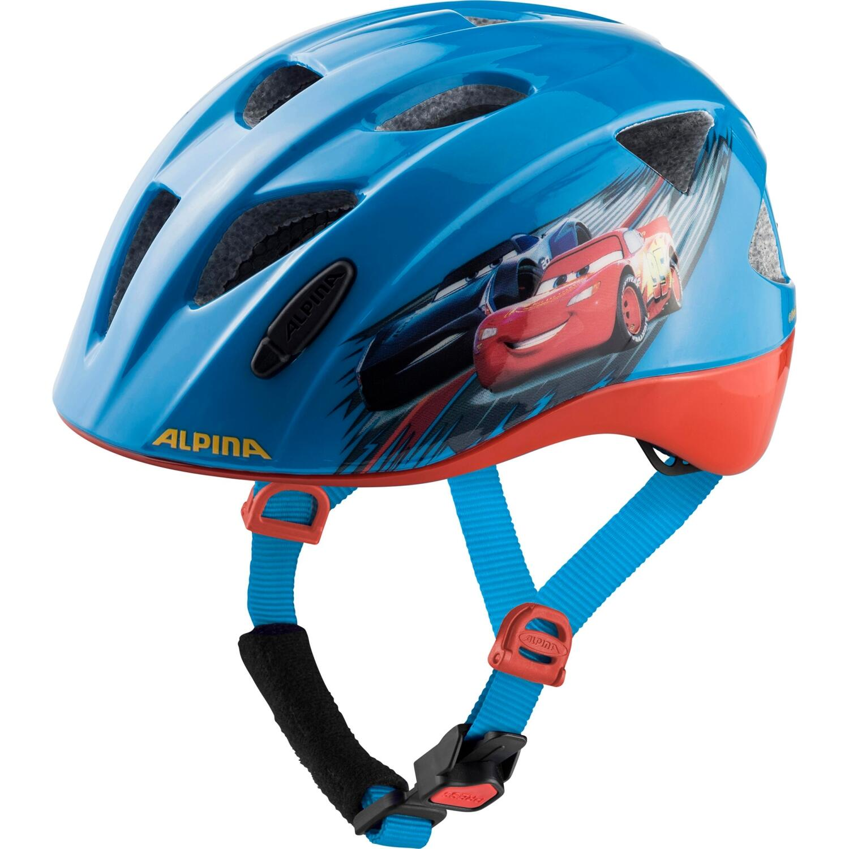 Fürfahrräder - Alpina Ximo Kinder Fahrradhelm (Größe 49 54 cm, 82 Cars) - Onlineshop