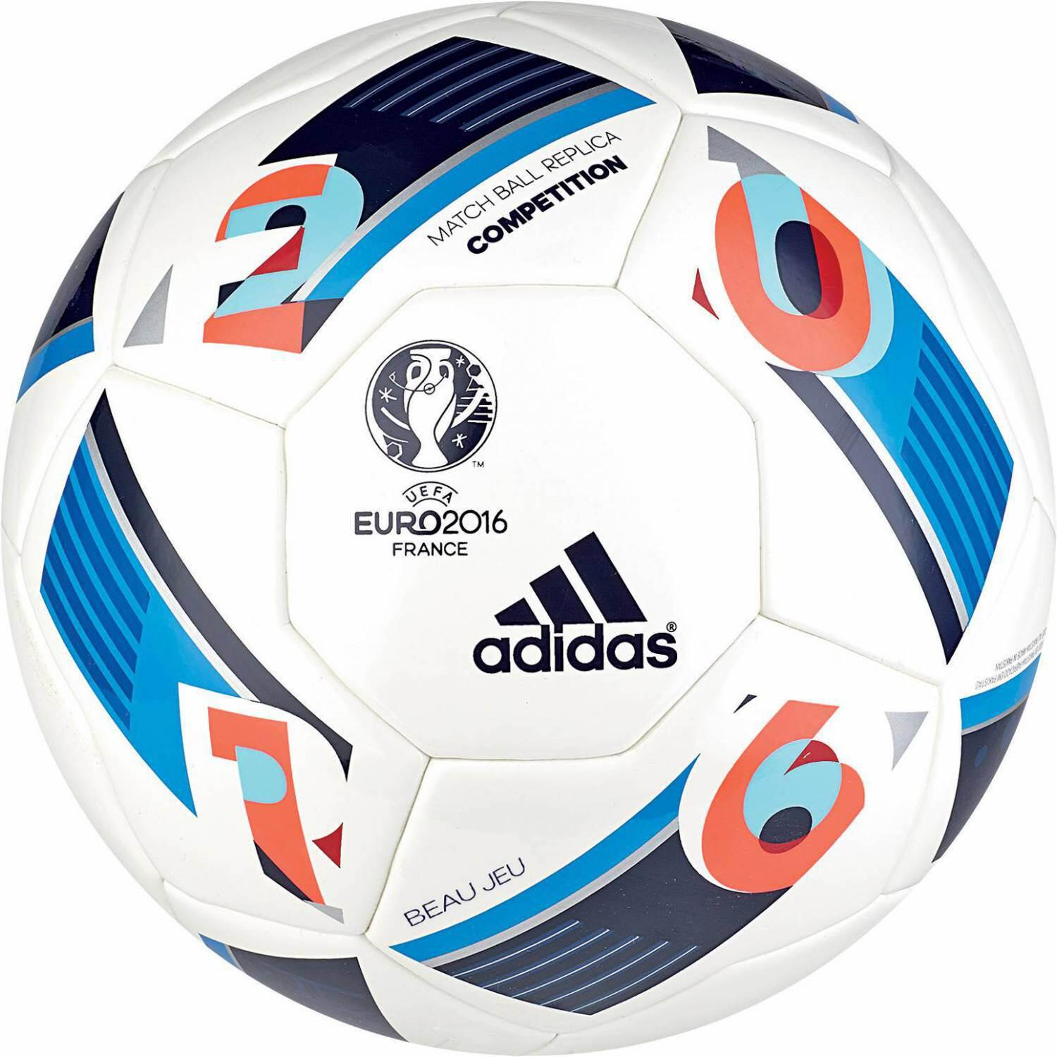 adidas EURO 2016 Competition Trainingsball