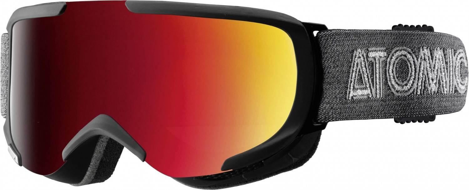 atomic-savor-multilayer-skibrille-s-farbe-black-mid-red-