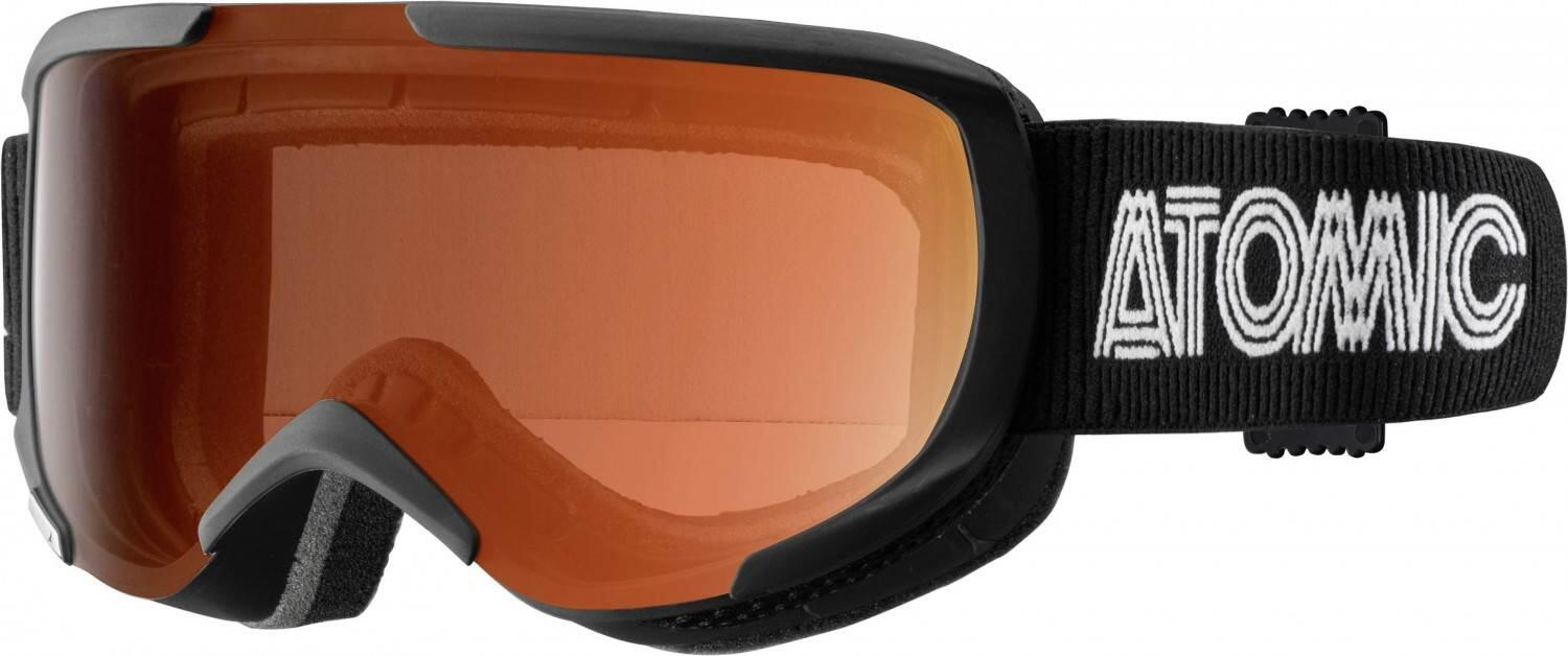 atomic-savor-s-skibrille-farbe-black-orange-