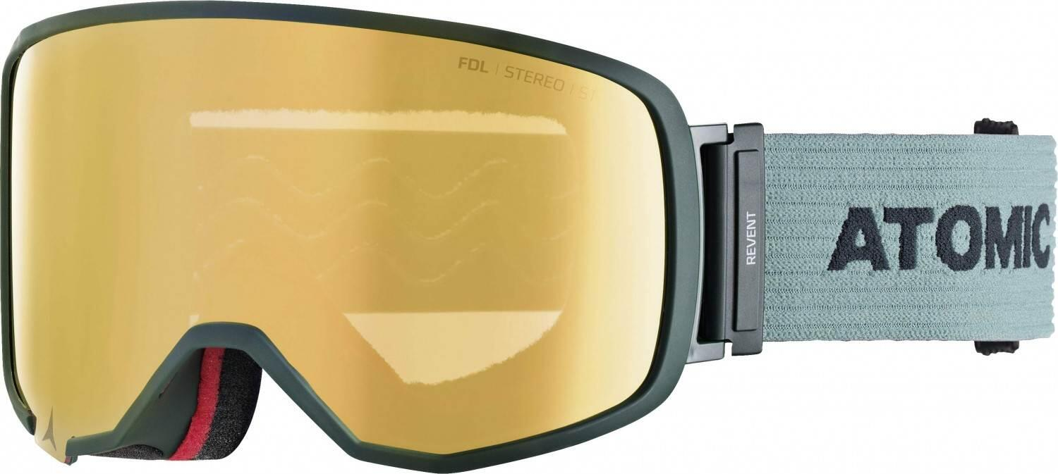 atomic-revent-large-stereo-skibrille-farbe-green-scheibe-pink-yellow-stereo-