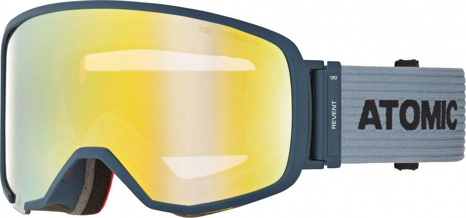 atomic-revent-l-stereo-brillentr-auml-ger-skibrille-farbe-blue-scheibe-pink-yellow-stereo-