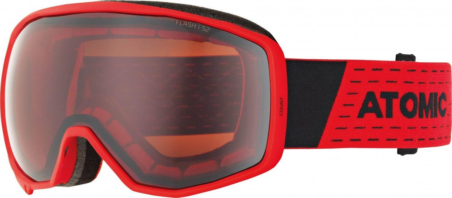 atomic-count-flash-skibrille-farbe-red-scheibe-silver-flash-