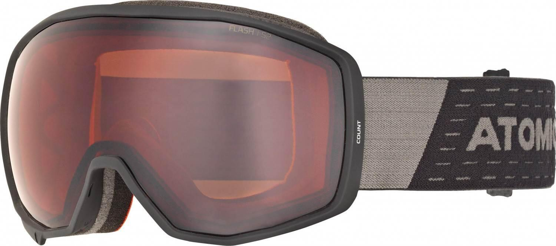 atomic-count-flash-skibrille-farbe-black-scheibe-silver-flash-