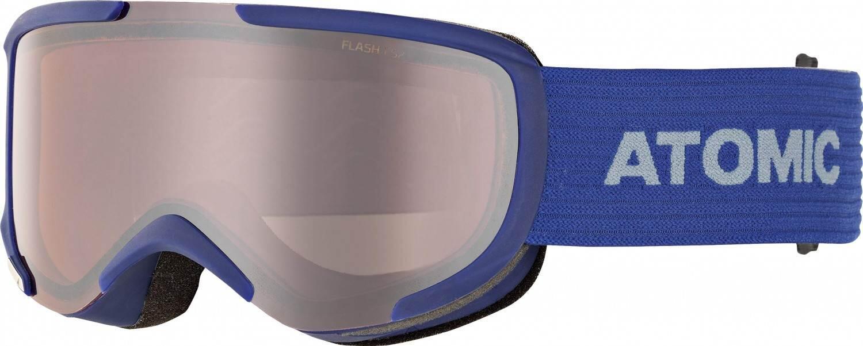atomic-savor-skibrille-small-farbe-purple-scheibe-silver-flash-