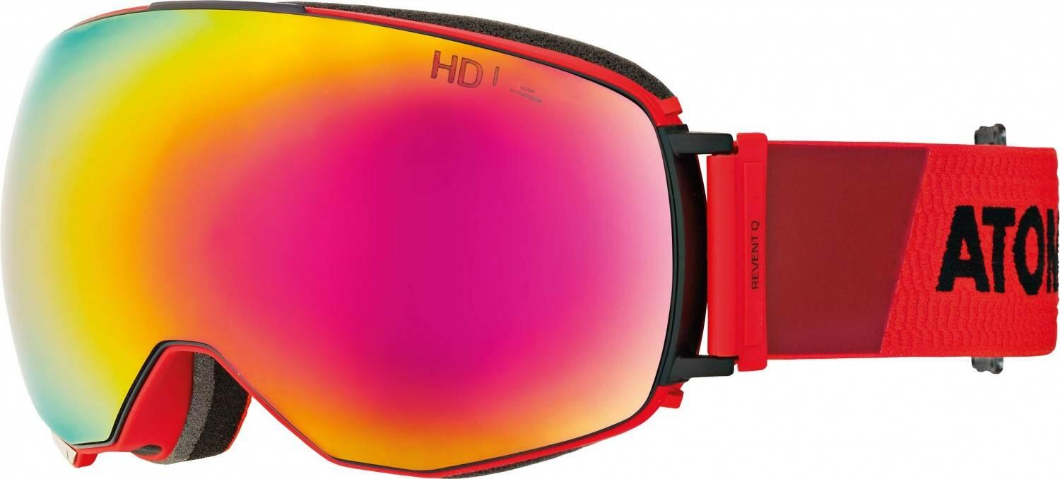 Atomic Revent Q HD Skibrille