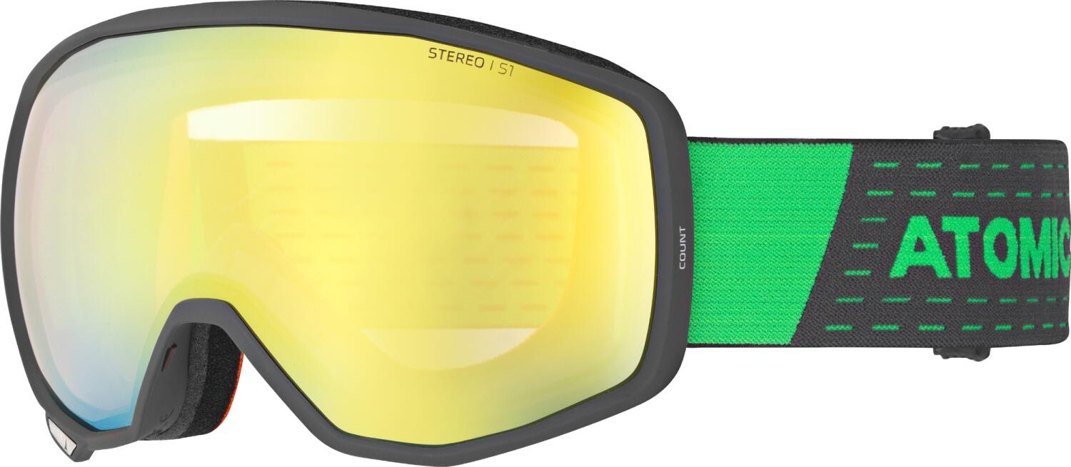atomic-count-stereo-all-mountain-skibrille-farbe-grey-green-scheibe-pink-yellow-stereo-