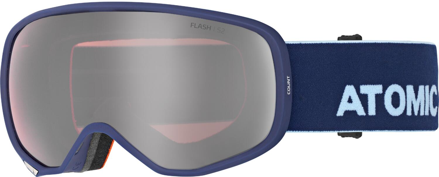 Atomic Count small Skibrille