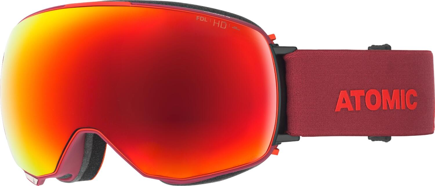 Atomic Revent Quick Click HD Skibrille