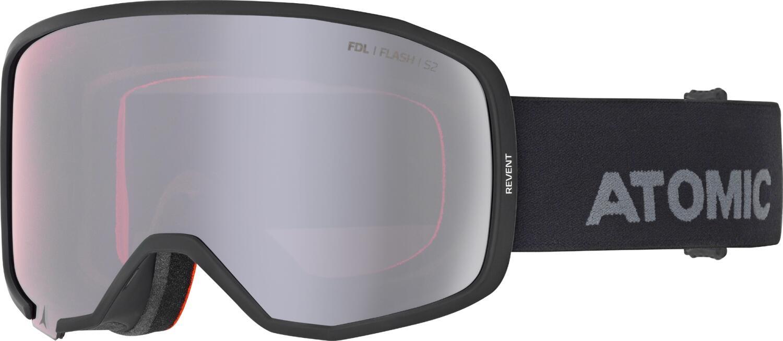 atomic-revent-skibrille-farbe-black-scheibe-silver-flash-