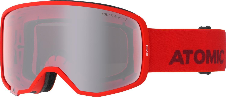 atomic-revent-skibrille-farbe-red-scheibe-silver-flash-