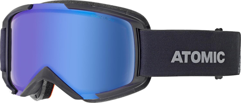 atomic-savor-photochromic-skibrille-medium-farbe-black-scheibe-blue-photochromic-