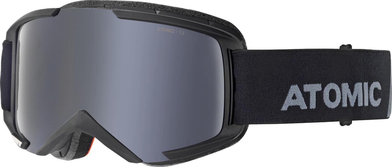 atomic-savor-stereo-medium-skibrille-farbe-black-scheibe-black-stereo-, 59.90 EUR @ sportolino-de