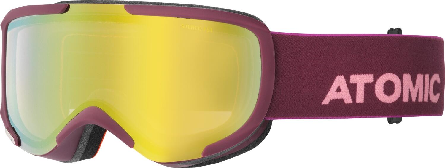 atomic-savor-stereo-skibrille-small-farbe-nightshade-rose-scheibe-yellow-stereo-