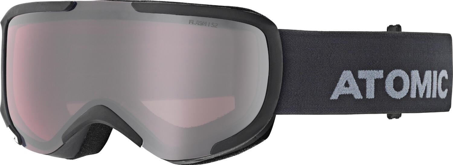 atomic-savor-skibrille-all-mountain-s-farbe-black-scheibe-silver-flash-