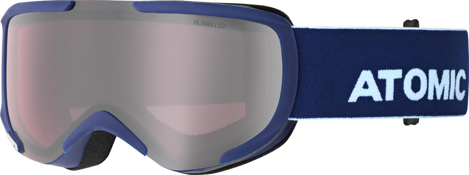 atomic-savor-skibrille-all-mountain-s-farbe-dark-skyline-scheibe-silver-flash-