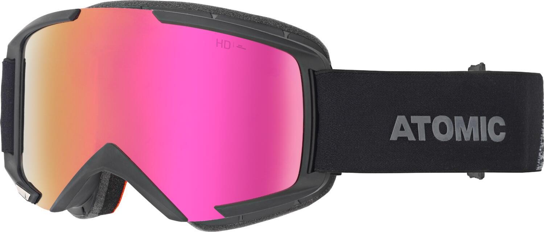 atomic-savor-hd-brillentr-auml-ger-skibrille-farbe-black-scheibe-pink-copper-hd-