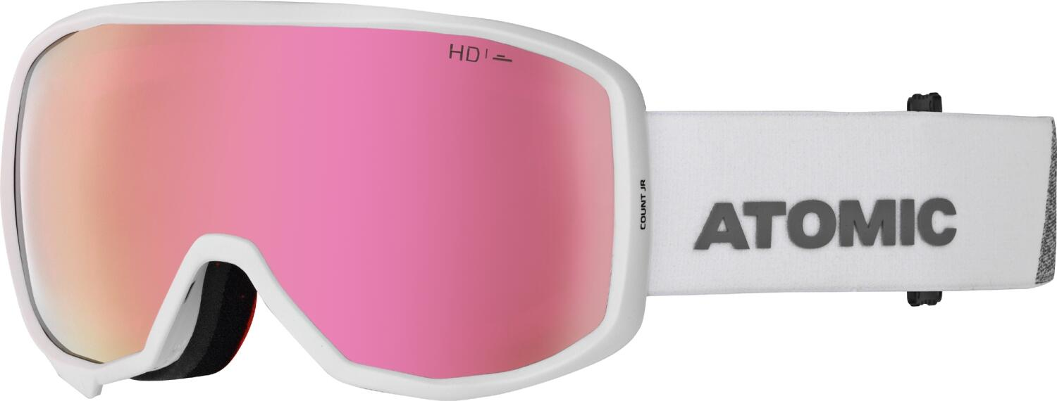 Atomic Count HD Junior Skibrille