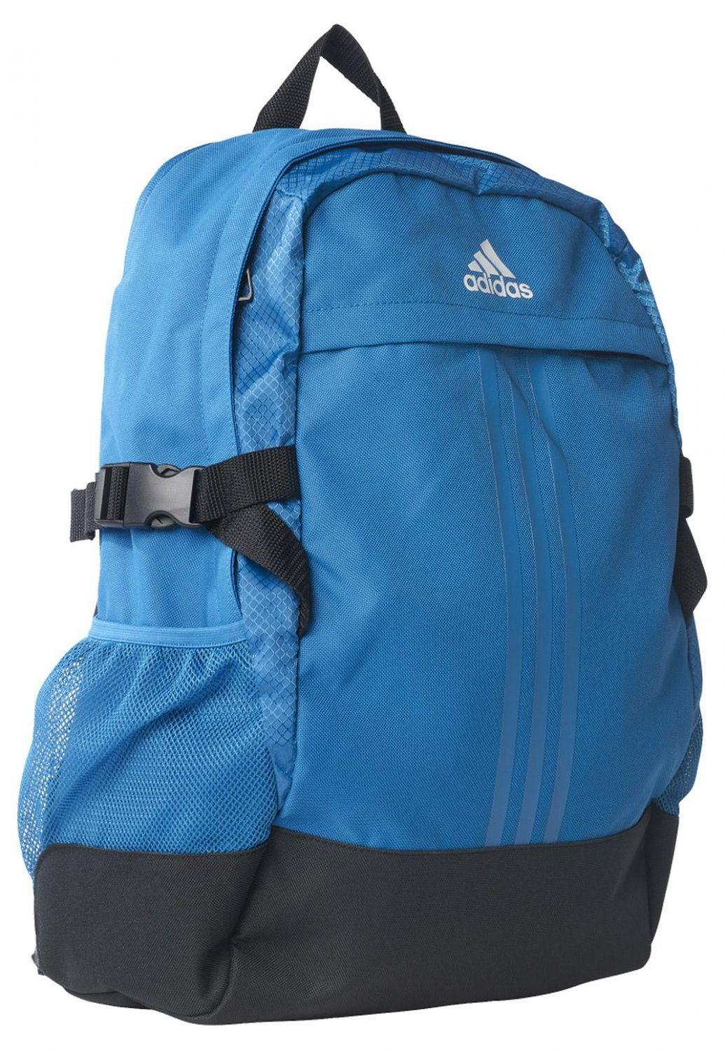 Image of adidas Backpack Power III M Tagesrucksack ( unity blue f16/unity blue f16/white)