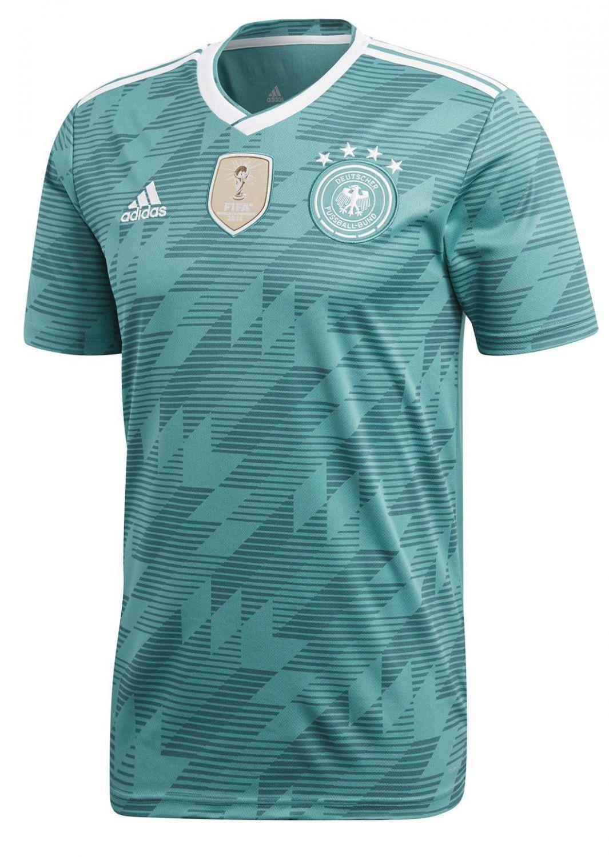 adidas DFB Auswärtstrikot (Größe: S, eqt green S16/white/real teal S10)
