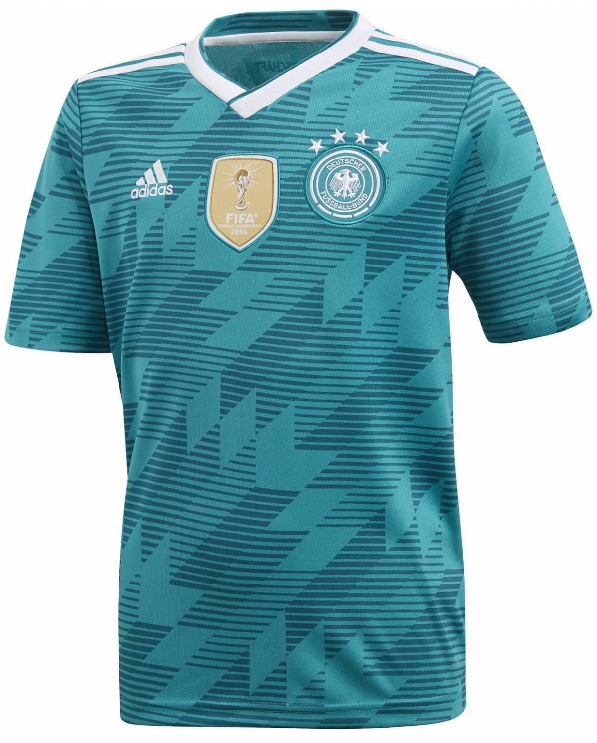 adidas DFB Away Jersey Kinder
