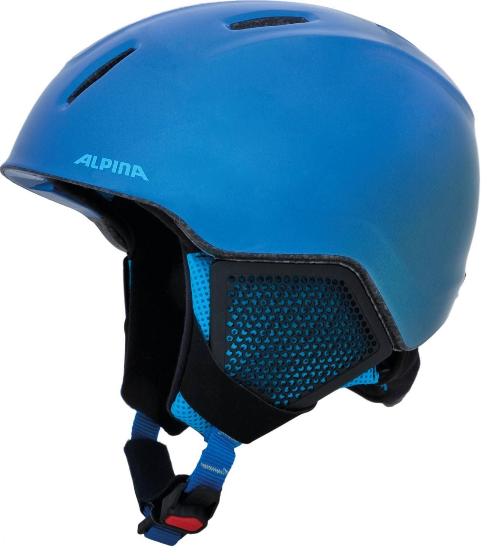 Fürski - Alpina Carat LX Kinderskihelm (Größe 51 55 cm, 82 blue) - Onlineshop