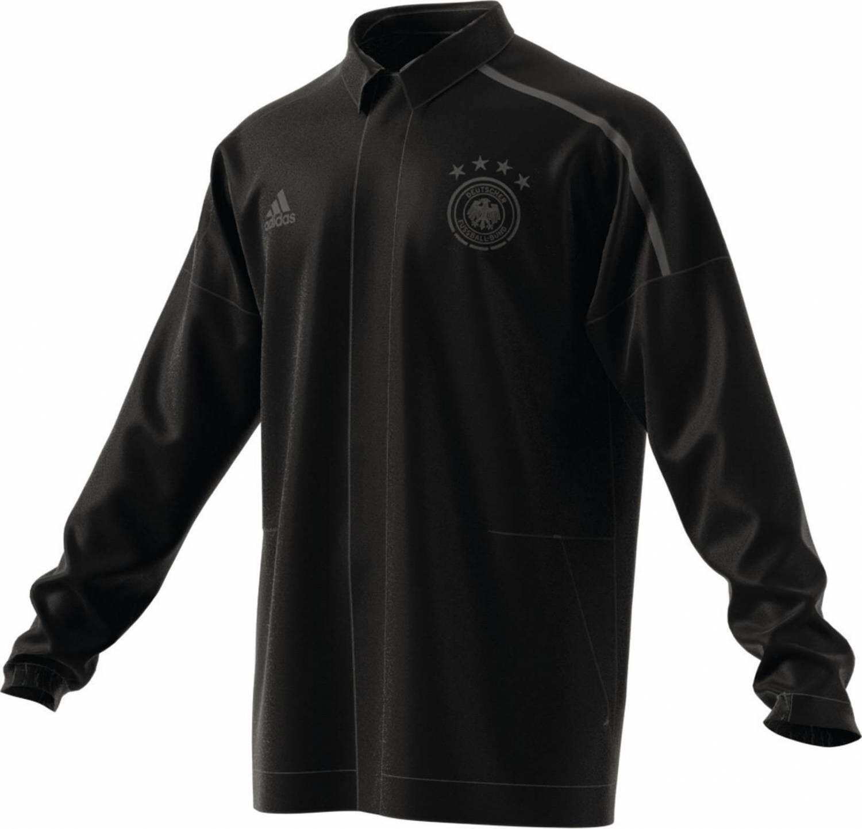 adidas Z.N.E. Jacket Woven Fußballjacke (Größe: M, black)