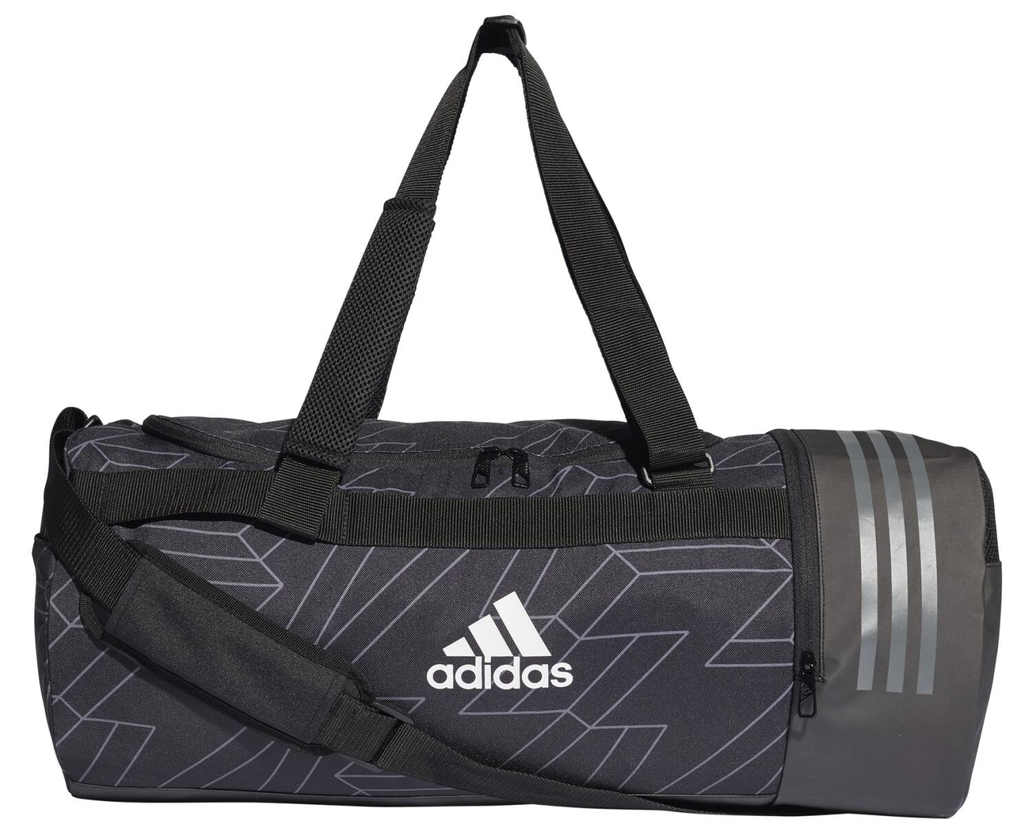 adidas-core-training-duffelbag-m-tasche-farbe-black-grey-four-white-