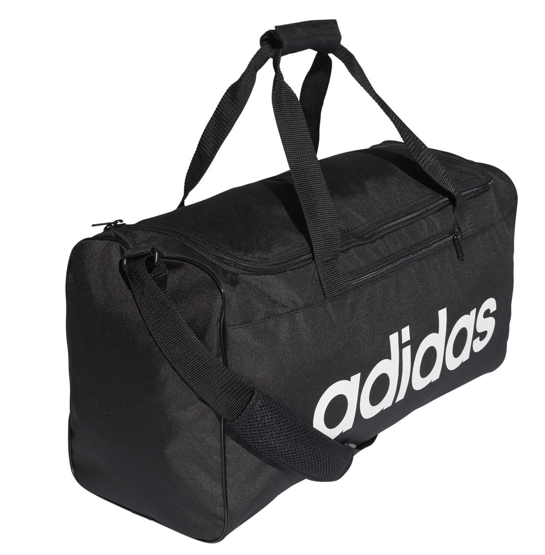 adidas-linear-core-duffelbag-m-sporttasche-farbe-black-black-white-