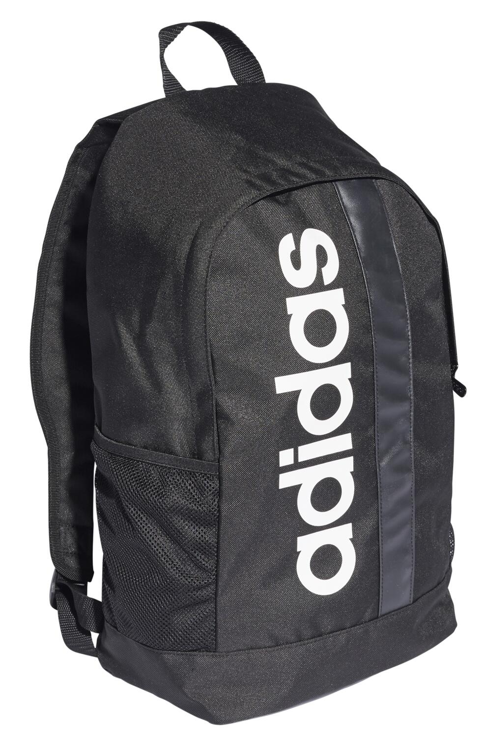 Image of adidas Linear Core Rucksack ( black/black/white)