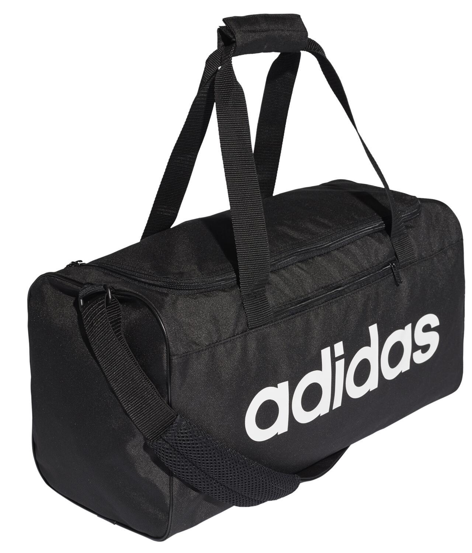 adidas-linear-core-duffelbag-s-sporttasche-farbe-black-black-white-