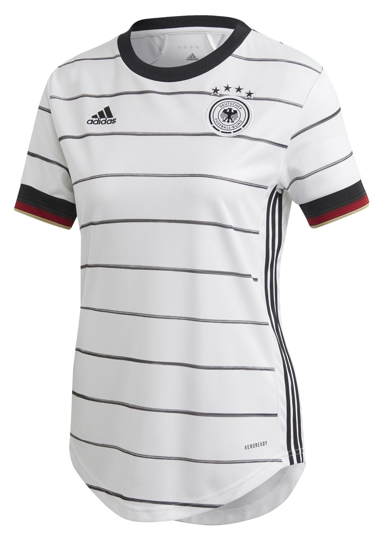 adidas DFB Home Trikot Damen (Größe: L (Größe: 42-44), white)