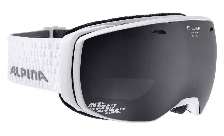 alpina-estetica-hm-skibrille-farbe-811-white-scheibe-mirror-black-