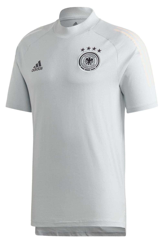 adidas DFB Tee Trikot EM 2020/2021 (Größe: M, clear grey)