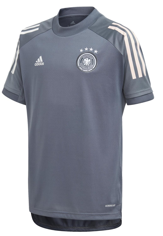 Miniboyssportmode - adidas DFB Trainingstrikot Kinder (Größe 116, onix) - Onlineshop Sportolino