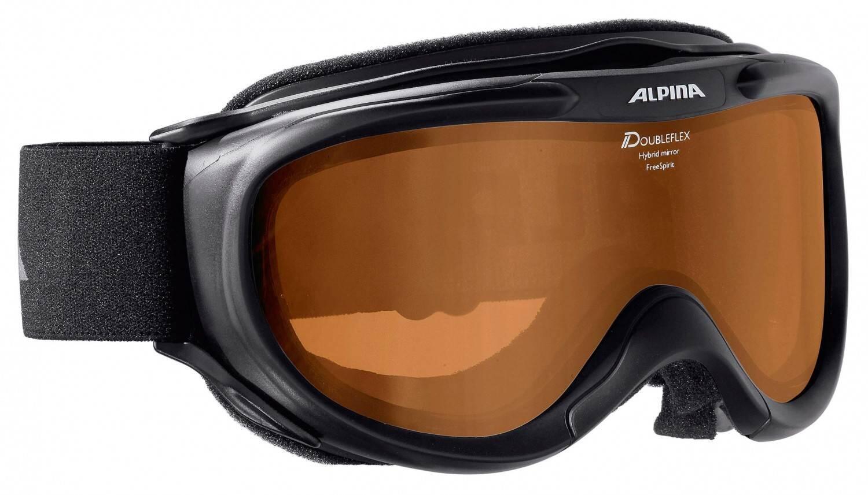 alpina-freespirit-hm-skibrille-farbe-834-schwarz-scheibe-spiegel-orange-